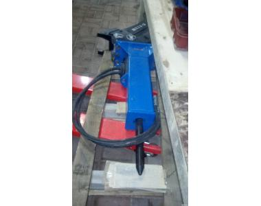 Гідромолот для міні-екскаватора
