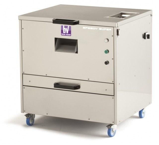 Полировщики для столовых приборов (машина для чистки и полировки столовых приборов)