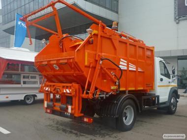Kobit PRESKO 7 ремонт гідравліки сміттєвоза
