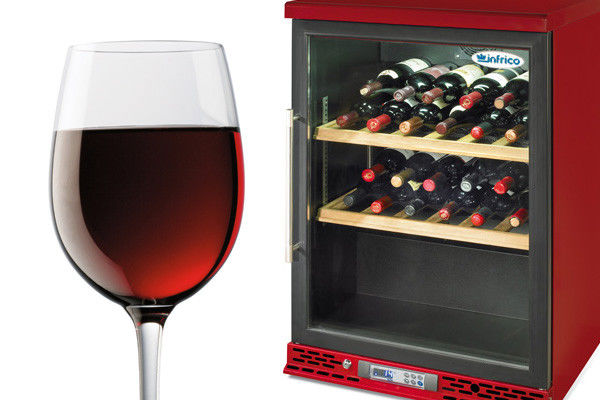 Винні холодильні шафи, спеціальні для вина!