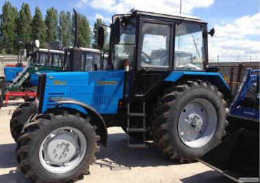 Продам новий трактор МТЗ 892 2015р
