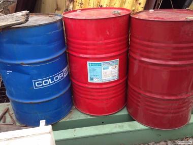 Бочки 200 литров б/у