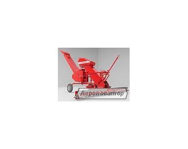 Зернометатель самопередвижной МЗС-90-20-01М