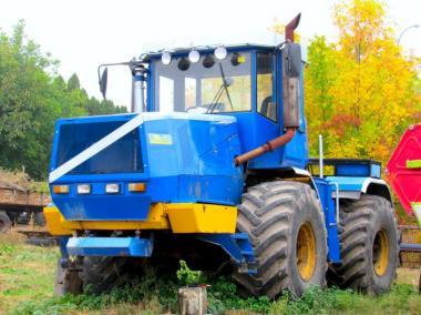 Трактор Кіровець К-700 (2012)