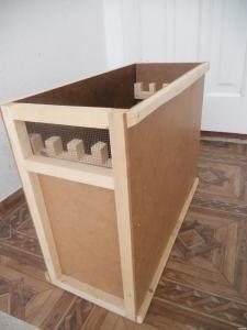 ящики для бджолопакетів