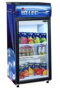 Барный холодильный шкаф витрина Inter-501/1ТШ-0,21