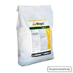 Інсектицид Форс, д. в. тефлутрин 1,5 г/кг