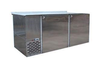 Холодильний стіл Айстермо З-0.8 з металопласту