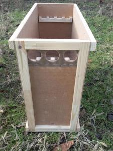 Ящики на бджолопакети