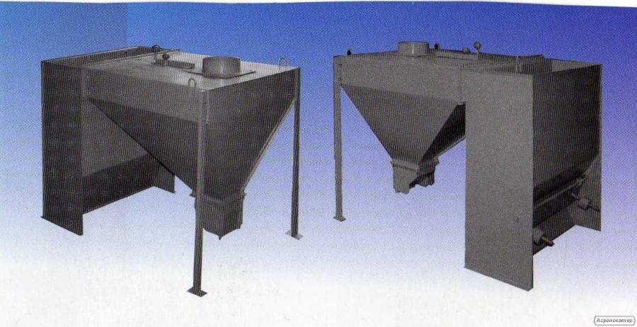 Сепаратор повітряної очистки СДО-16.