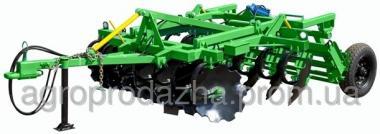 Агрегат почвообрабатывающий АГРП- 3,0-20 с тракторами, л.с 160-200