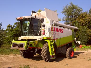 Комбайн Claas Lexion 480 (2000)