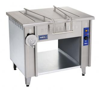 Промислові електро-сковороди для професійної кухні