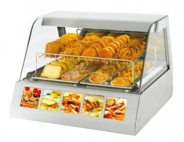 Тепловая витрина Roller Grill VVC 800