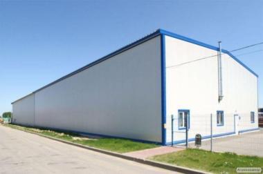 Будівництво складських приміщень з гарантією від 5 років, Досвід 30 років