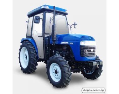 Продаж китайських тракторів.