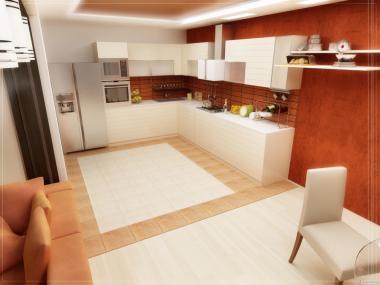 Ремонт квартир с услугами частного дизайнера в Одессе