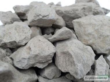 Глина БЛАКИТНА натуральна кусковая, пакет 500 г