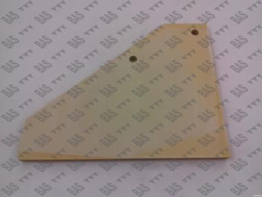 Пластина содержащая Geringhoff 504238 аналог
