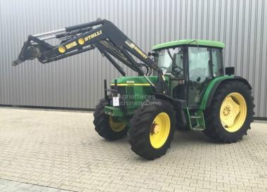 Трактор John Deere 6410 (2000)