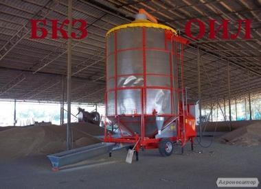 Елеватор, зберігання зерна