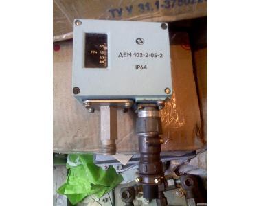 Датчики реле давления РД1-ом5, ДЕМ-102, ДЕМ-202, РКС-1, ДЕМ-105, Д21К1