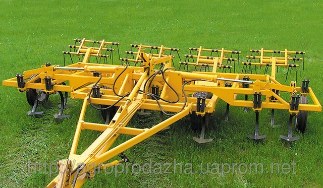 Культиватор АПП-6.02-01 призначений для суцільного раз - розпушування ґрунту на глибину до 16 см на полях зі схилами не більше 30 градусів, попередньо про