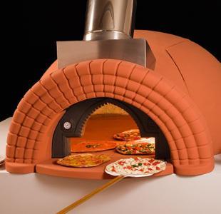 Піч для піци на дровах модульна Special Pizzeria 155 Alfa Refrattari