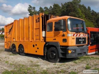 поставка насосов гидравлических на мусоровоз