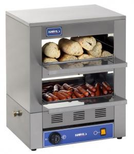 Аппараты для приготовления хот догов. Рассрочка!