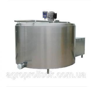 Танк-охолоджувач молока 400 л