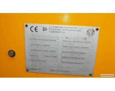Телескопічний навантажувач JCB 530-70, т