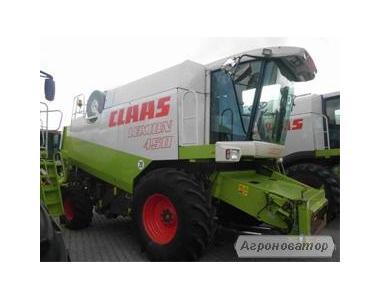 Комбайн зернозбиральний Claas Lexion 450