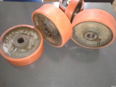 Відновлення покриття колеса