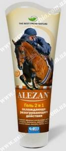 Алезан 2 в 1 гель охлаждающе-разогревающего действия (250 мл)