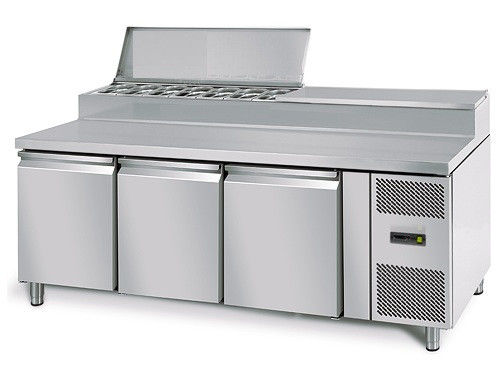 Стол-саладетта GGM ZBS207 (холодильный)