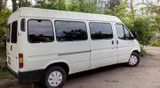 Пасажирські перевезення.Замовлення мікроавтобуса на весілля.