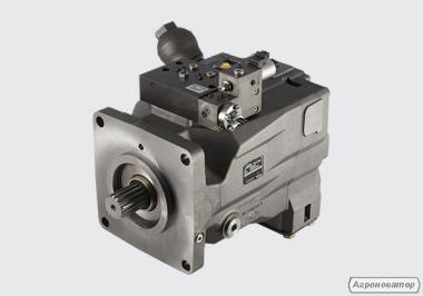 Linde HPR280-02 ремонт насоса гидравлического
