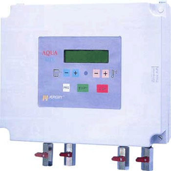Дозатор теплої і холодної води AQUA MIX
