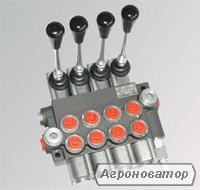 Гідророзподільник Р40 2-секційний 40 л/хв