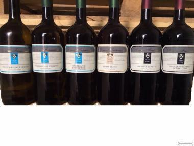 Продам вино Фраголіно Фиорели . Фраголіно Новеллина.