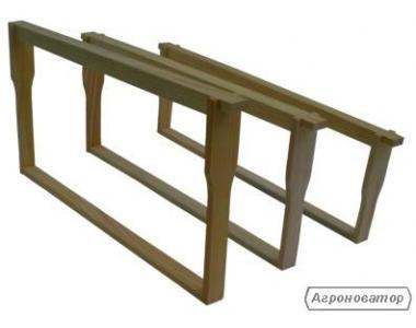 Рамки для ульев  145 мм  (полурамка)