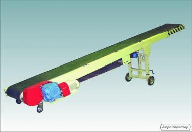 Стрічковий конвеєр(транспортер)
