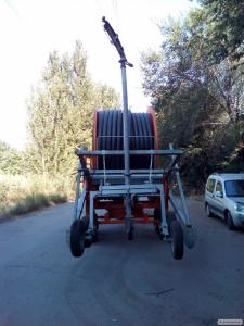 Дощувальна машина (Зрошувальна установка) Beinlich 450м з консоллю
