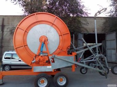 Дождевальная машина (Оросительная установка) Beinlich 450м с консолью