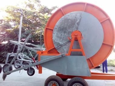 Дощувальна машина Beinlich 110 мм 450 метрів