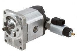 Гидромотор разбрасывателя соломы 86999889 New Holland