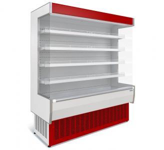 Вітрина холодильна середньотемпературна пристінна ВХСп-1,25 Нова