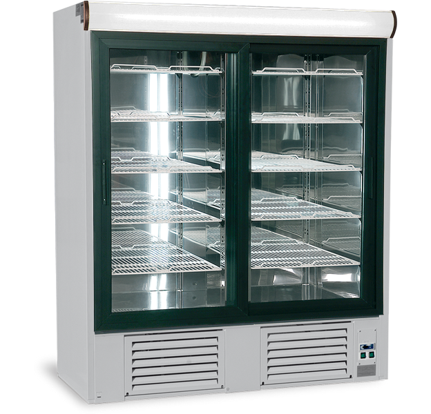 Холодильный шкаф OLA 1400.2 Igloo