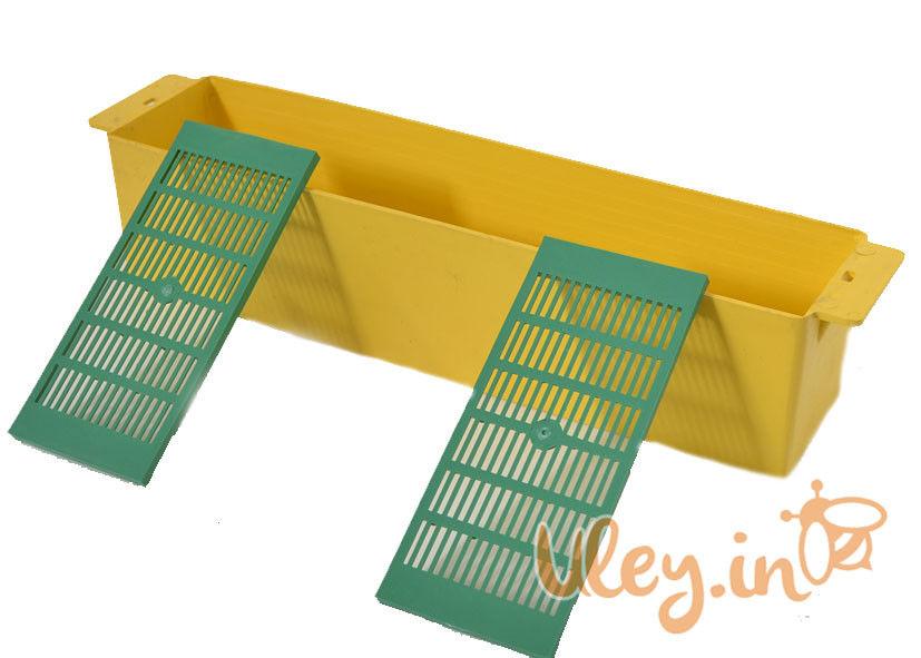 Годівниця для бджіл 3,0 л. з двома поплавцями (НТЦ)